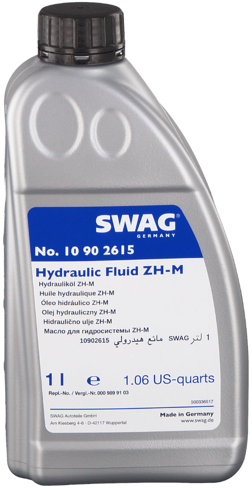 SWAG POWER STEERING FLUID ZH-M 1л