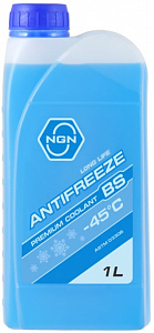 NGN ANTIFREEZE BS -45 синий 1л